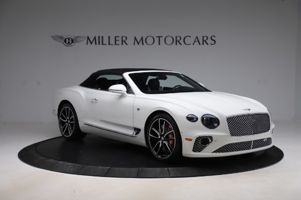 New 2020 Bentley Continental GTC V8 First Edition for sale $281,365 at Pagani of Greenwich in Greenwich CT 06830 22