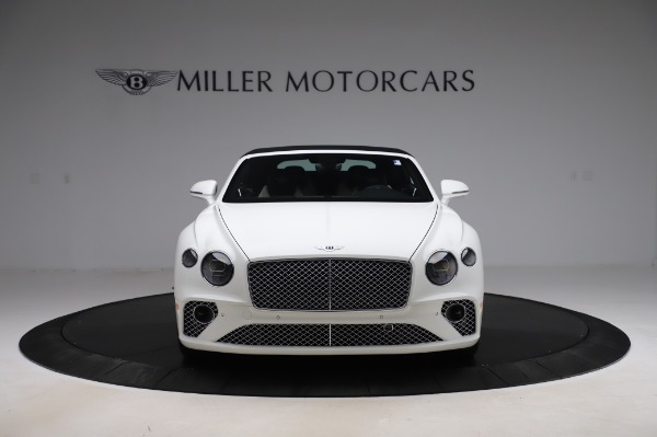 New 2020 Bentley Continental GTC V8 First Edition for sale $281,365 at Pagani of Greenwich in Greenwich CT 06830 23