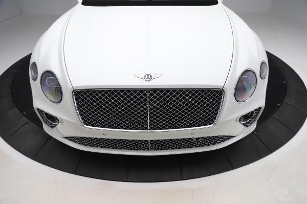 New 2020 Bentley Continental GTC V8 First Edition for sale $281,365 at Pagani of Greenwich in Greenwich CT 06830 24