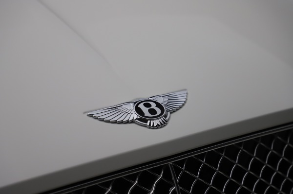 New 2020 Bentley Continental GTC V8 First Edition for sale $281,365 at Pagani of Greenwich in Greenwich CT 06830 25