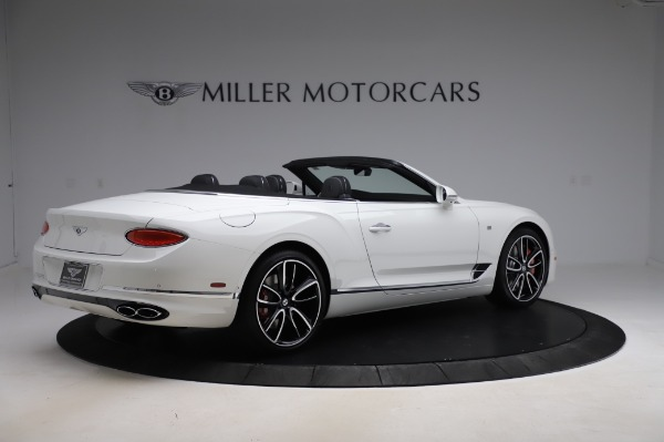 New 2020 Bentley Continental GTC V8 First Edition for sale $281,365 at Pagani of Greenwich in Greenwich CT 06830 7