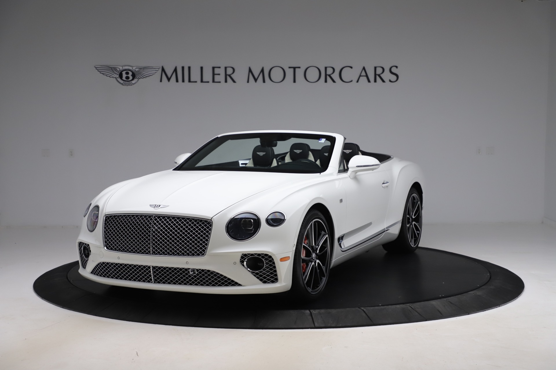 New 2020 Bentley Continental GTC V8 First Edition for sale $281,365 at Pagani of Greenwich in Greenwich CT 06830 1