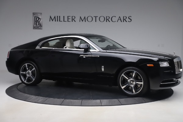 Used 2014 Rolls-Royce Wraith Base for sale $168,900 at Pagani of Greenwich in Greenwich CT 06830 10
