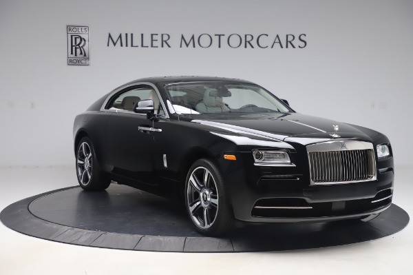 Used 2014 Rolls-Royce Wraith for sale $165,900 at Pagani of Greenwich in Greenwich CT 06830 11
