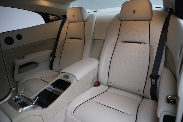 Used 2014 Rolls-Royce Wraith Base for sale $168,900 at Pagani of Greenwich in Greenwich CT 06830 15