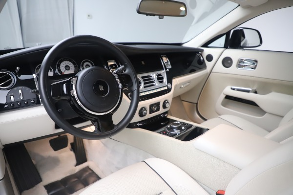 Used 2014 Rolls-Royce Wraith Base for sale $168,900 at Pagani of Greenwich in Greenwich CT 06830 17