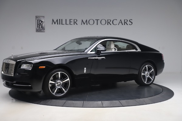 Used 2014 Rolls-Royce Wraith Base for sale $168,900 at Pagani of Greenwich in Greenwich CT 06830 2