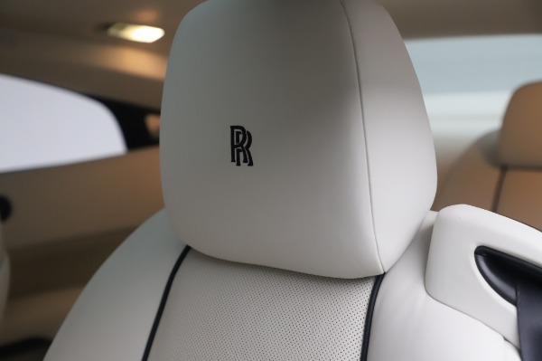 Used 2014 Rolls-Royce Wraith Base for sale $168,900 at Pagani of Greenwich in Greenwich CT 06830 20