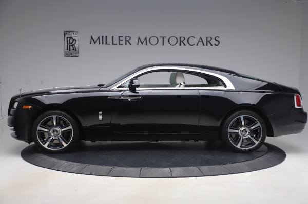 Used 2014 Rolls-Royce Wraith Base for sale $168,900 at Pagani of Greenwich in Greenwich CT 06830 3