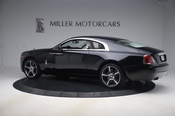 Used 2014 Rolls-Royce Wraith Base for sale $168,900 at Pagani of Greenwich in Greenwich CT 06830 4
