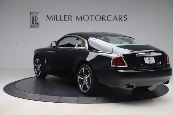 Used 2014 Rolls-Royce Wraith Base for sale $168,900 at Pagani of Greenwich in Greenwich CT 06830 5