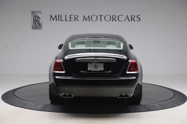 Used 2014 Rolls-Royce Wraith Base for sale $168,900 at Pagani of Greenwich in Greenwich CT 06830 6