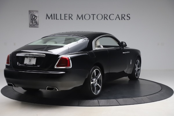 Used 2014 Rolls-Royce Wraith Base for sale $168,900 at Pagani of Greenwich in Greenwich CT 06830 7