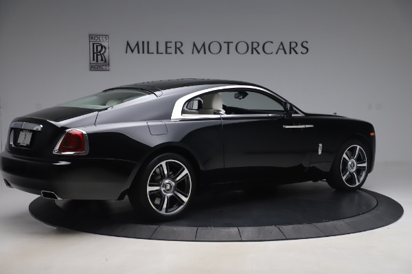 Used 2014 Rolls-Royce Wraith Base for sale $168,900 at Pagani of Greenwich in Greenwich CT 06830 8