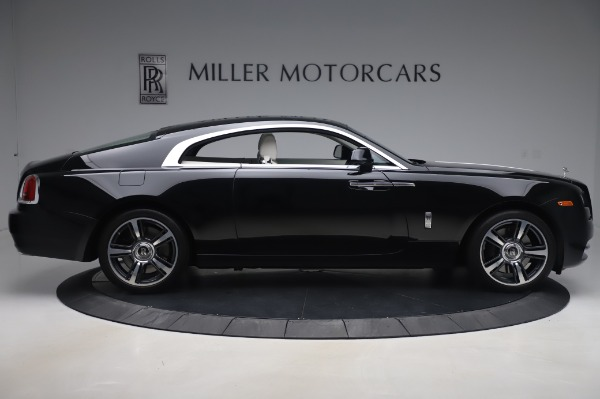 Used 2014 Rolls-Royce Wraith Base for sale $168,900 at Pagani of Greenwich in Greenwich CT 06830 9