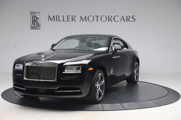 Used 2014 Rolls-Royce Wraith Base for sale $168,900 at Pagani of Greenwich in Greenwich CT 06830 1