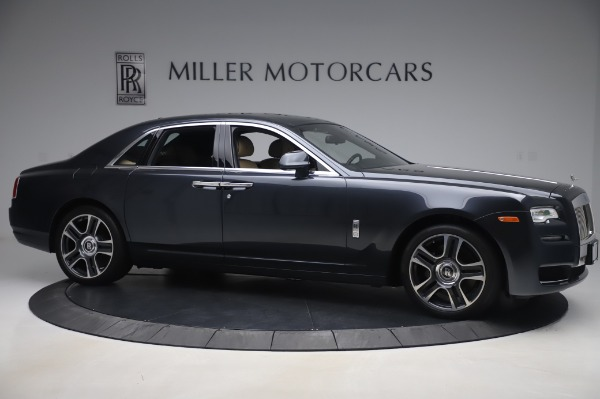 Used 2016 Rolls-Royce Ghost for sale $175,900 at Pagani of Greenwich in Greenwich CT 06830 10