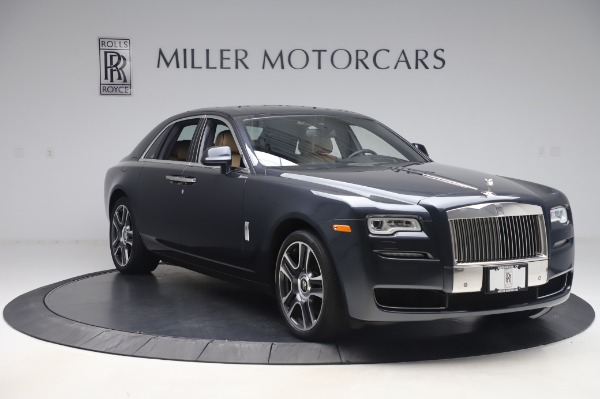 Used 2016 Rolls-Royce Ghost for sale $175,900 at Pagani of Greenwich in Greenwich CT 06830 11