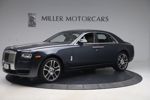 Used 2016 Rolls-Royce Ghost for sale $175,900 at Pagani of Greenwich in Greenwich CT 06830 2
