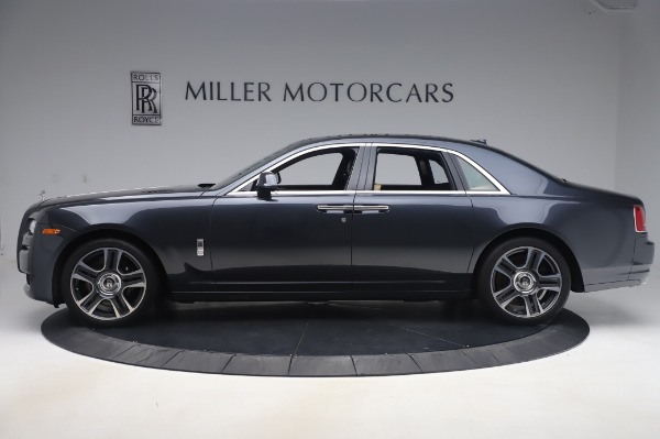 Used 2016 Rolls-Royce Ghost for sale $175,900 at Pagani of Greenwich in Greenwich CT 06830 3