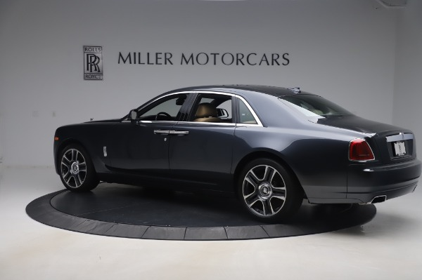 Used 2016 Rolls-Royce Ghost for sale $175,900 at Pagani of Greenwich in Greenwich CT 06830 4