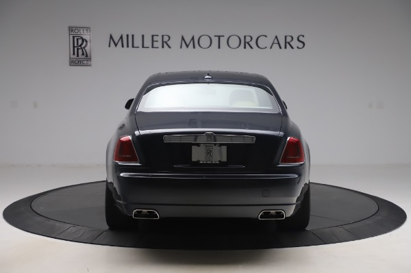 Used 2016 Rolls-Royce Ghost for sale $175,900 at Pagani of Greenwich in Greenwich CT 06830 6