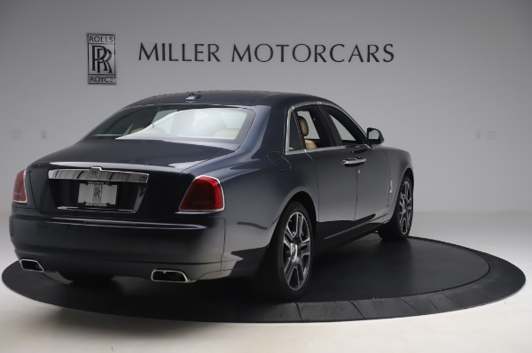 Used 2016 Rolls-Royce Ghost for sale $175,900 at Pagani of Greenwich in Greenwich CT 06830 7