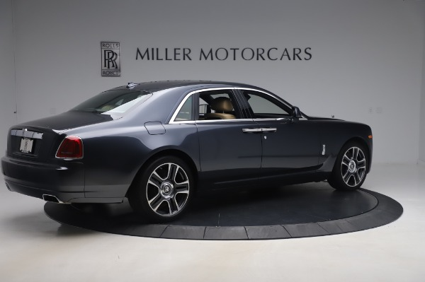 Used 2016 Rolls-Royce Ghost for sale $175,900 at Pagani of Greenwich in Greenwich CT 06830 8