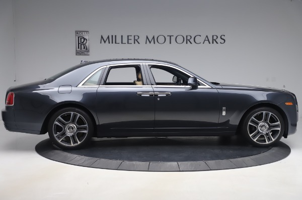 Used 2016 Rolls-Royce Ghost for sale $175,900 at Pagani of Greenwich in Greenwich CT 06830 9