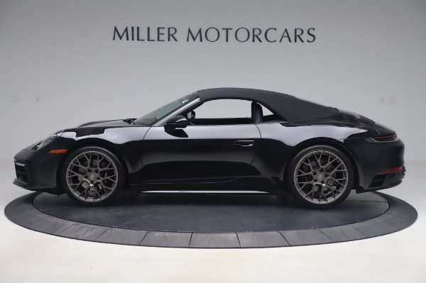 Used 2020 Porsche 911 Carrera 4S for sale Call for price at Pagani of Greenwich in Greenwich CT 06830 13