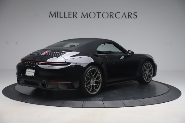 Used 2020 Porsche 911 Carrera 4S for sale Call for price at Pagani of Greenwich in Greenwich CT 06830 15