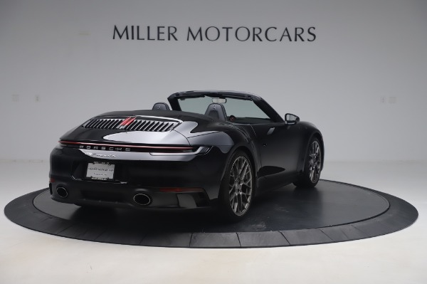Used 2020 Porsche 911 Carrera 4S for sale Call for price at Pagani of Greenwich in Greenwich CT 06830 7