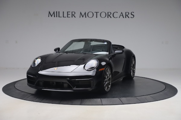 Used 2020 Porsche 911 Carrera 4S for sale Call for price at Pagani of Greenwich in Greenwich CT 06830 1