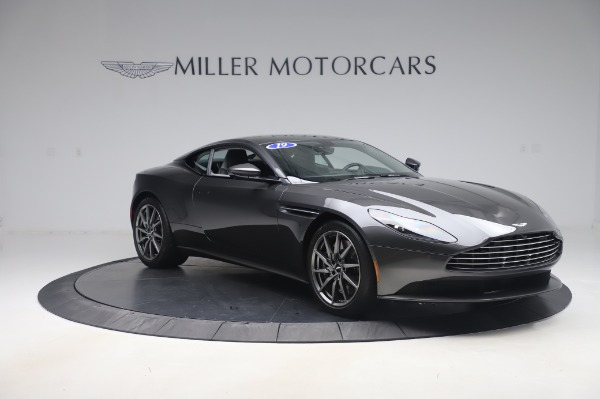 Used 2019 Aston Martin DB11 V8 Coupe for sale Sold at Pagani of Greenwich in Greenwich CT 06830 10