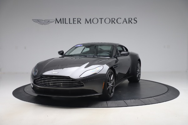 Used 2019 Aston Martin DB11 V8 Coupe for sale Sold at Pagani of Greenwich in Greenwich CT 06830 12