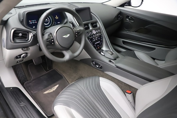 Used 2019 Aston Martin DB11 V8 Coupe for sale Sold at Pagani of Greenwich in Greenwich CT 06830 13