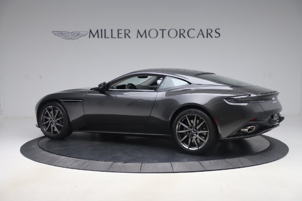 Used 2019 Aston Martin DB11 V8 Coupe for sale Sold at Pagani of Greenwich in Greenwich CT 06830 3