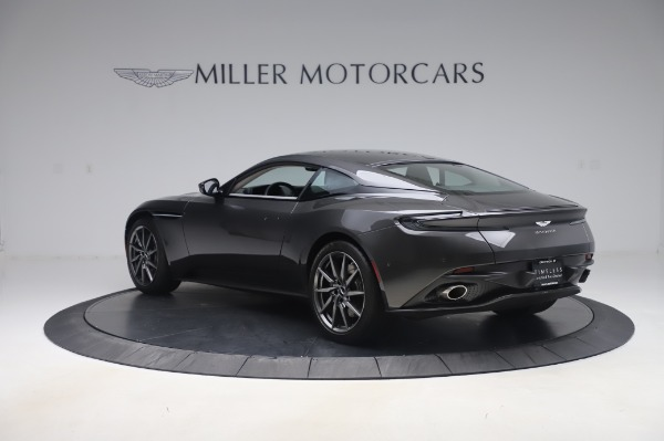 Used 2019 Aston Martin DB11 V8 Coupe for sale Sold at Pagani of Greenwich in Greenwich CT 06830 4