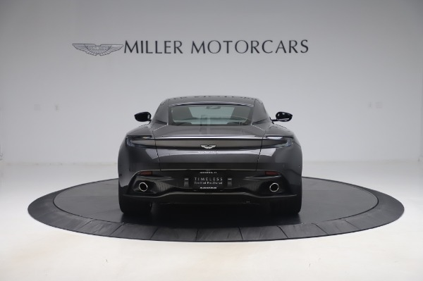Used 2019 Aston Martin DB11 V8 Coupe for sale Sold at Pagani of Greenwich in Greenwich CT 06830 5