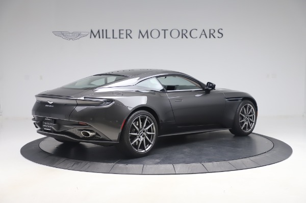 Used 2019 Aston Martin DB11 V8 Coupe for sale Sold at Pagani of Greenwich in Greenwich CT 06830 7