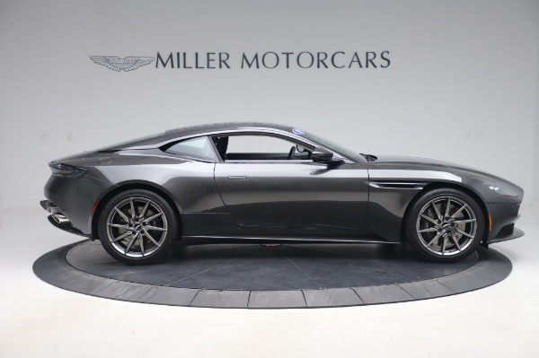 Used 2019 Aston Martin DB11 V8 Coupe for sale Sold at Pagani of Greenwich in Greenwich CT 06830 8