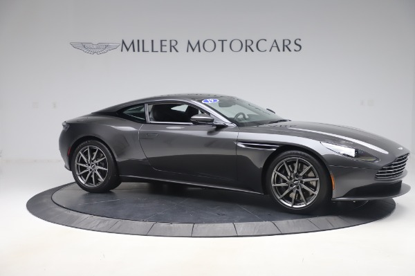 Used 2019 Aston Martin DB11 V8 Coupe for sale Sold at Pagani of Greenwich in Greenwich CT 06830 9