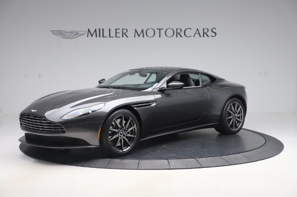 Used 2019 Aston Martin DB11 V8 Coupe for sale Sold at Pagani of Greenwich in Greenwich CT 06830 1