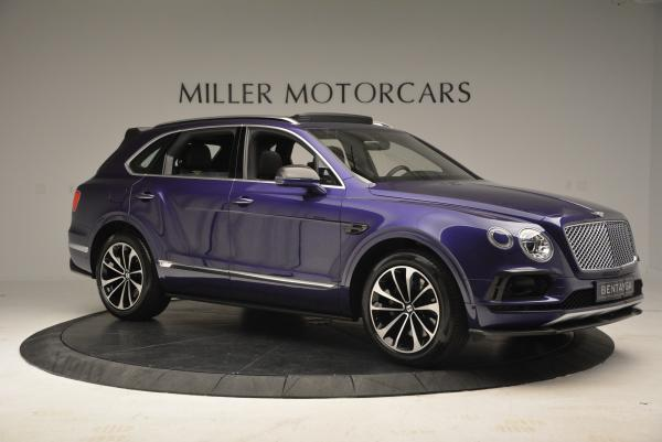 New 2017 Bentley Bentayga for sale Sold at Pagani of Greenwich in Greenwich CT 06830 12