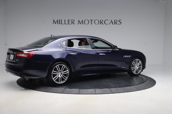 Used 2017 Maserati Quattroporte S Q4 GranLusso for sale Sold at Pagani of Greenwich in Greenwich CT 06830 8