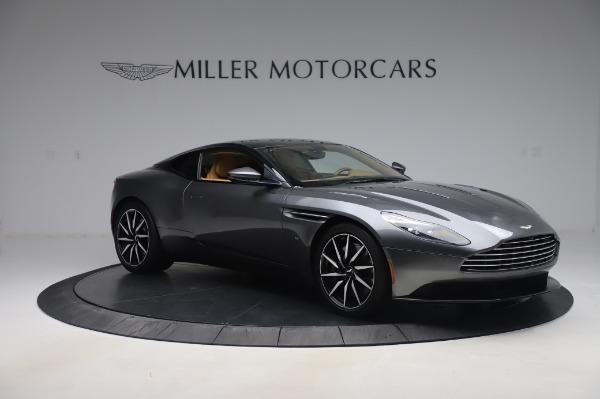 Used 2017 Aston Martin DB11 for sale $134,900 at Pagani of Greenwich in Greenwich CT 06830 10