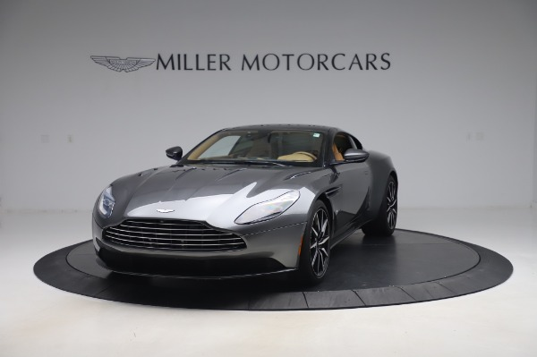 Used 2017 Aston Martin DB11 for sale $134,900 at Pagani of Greenwich in Greenwich CT 06830 12