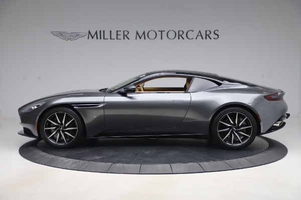 Used 2017 Aston Martin DB11 for sale $134,900 at Pagani of Greenwich in Greenwich CT 06830 2