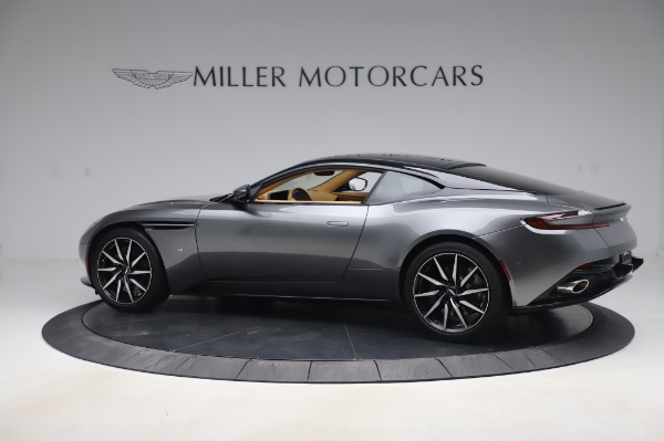 Used 2017 Aston Martin DB11 for sale $134,900 at Pagani of Greenwich in Greenwich CT 06830 3