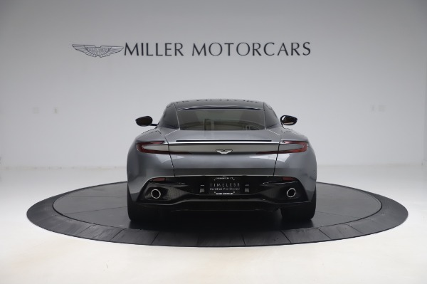 Used 2017 Aston Martin DB11 for sale $134,900 at Pagani of Greenwich in Greenwich CT 06830 5
